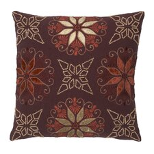 Sausalito Cotton Wooden Beaded Pillow