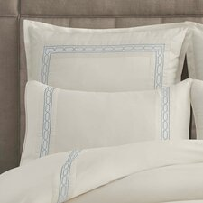 Signature Link Cotton Sham