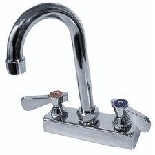 "3.5"" Deck Mounted Gooseneck Faucet"