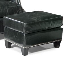 <strong>Palatial Furniture</strong> Anderson Leather Ottoman