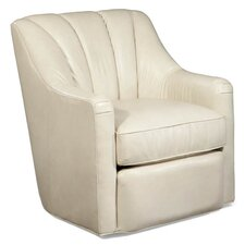 Fitzgerald Leather Swivel Chair