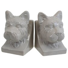 Benton Book End (Set of 2)