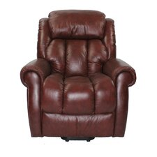 Wiltshire Top Grain Leather Riser Recliner