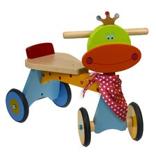<strong>Dushi</strong> Dunk the Duck Push/Scoot Ride-On