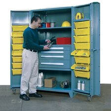 "39"" Wide Cabinet w/ 36"" W Modular Drawers"