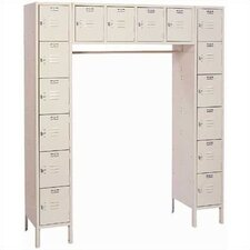 16 Person LockeRack (Unassembled)
