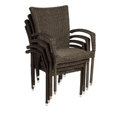 <strong>International Home Miami</strong> Atlantic Dining Arm Chair