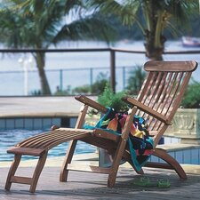 Amazonia Steamer Lounge Chair