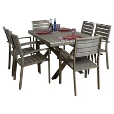 Malmo 7 Piece Dining Set