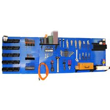<strong>Wall Control</strong> Pegboard Master Workbench Kit