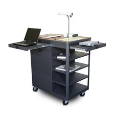 Vizion Presenter Multimedia Cart