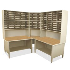 Mailroom 100 Slot Organizer
