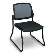 Fermata® Mesh Sled Base Visitor Chair