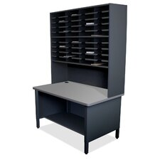 Mailroom 40 Slot Organizer