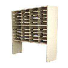 Mailroom 40 Pocket Sorter/Riser