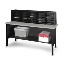 <strong>Marvel Office Furniture</strong> 25 Adjustable Slot Literature Organizer