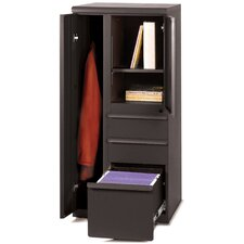"Ensemble 24"" Left Personal Storage File Tower"