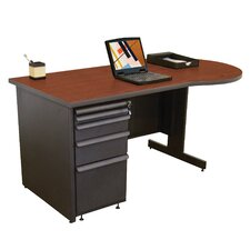 "<strong>Marvel Office Furniture</strong> Teachers 60"" Conference Desk"