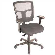 <strong>Storlie</strong> Ultra Mesh Managerial Mid-Back Office Chair