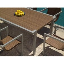 <strong>Whitecraft</strong> All-Weather Sheridan Rectangular Dining Table
