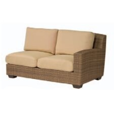 <strong>Whitecraft</strong> Saddleback Right Arm Facing Loveseat Sectional