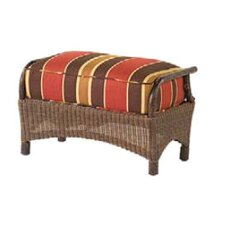 Chatham Run Ottoman with Cushion