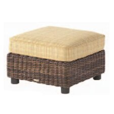Sonoma Ottoman with Cushion