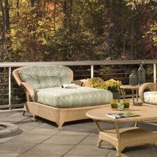 Boca Double Chaise Lounge with Cushion