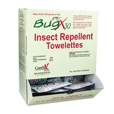 Insect Repellent Towelettes (50 Pack)