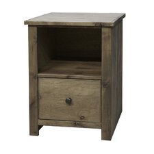 Joshua Creek 1 Drawer Vertical File
