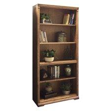 "Scottsdale Oak 72.13"" Bookcase"