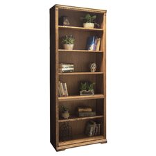 "Scottsdale Oak 84.13"" Bookcase"