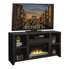 "Urban Loft 62"" TV Stand with Electric Fireplace"