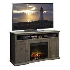 "Greyson 59"" TV Stand with Electric Fireplace"