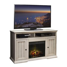 "Riverton 59"" TV Stand with Electric Fireplace"