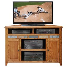"<strong>Legends Furniture</strong> Oak Creek 56"" Corner TV Stand"