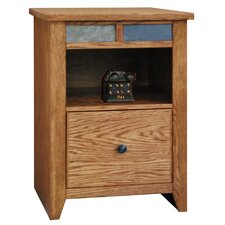 Oak Creek 1-Drawer File Cabinet