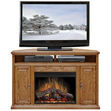 "Scottsdale 56"" TV Stand with Electric Fireplace"