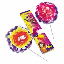 Tissue Paper Flower Kit