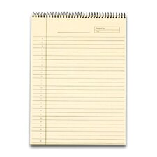 60 pt. Docket Gold Project Planner Pad (Set of 12)
