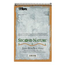 Second Nature Gregg Rule Steno Notebook (Set of 24)