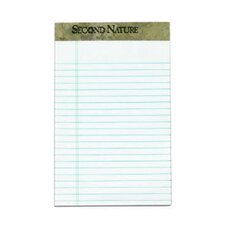 Second Nature 20 lbs Legal Pad (Set of 48)