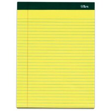60 pt. Double Docket Narrow Rule Legal Pad (Set of 24)