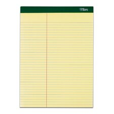 60 pt. Double Docket Law Rule Legal Pad (Set of 36)