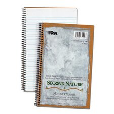 Second Nature College Ruled Notebook (Set of 48)