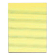 30 pt. Gum Top Narrow Rule Legal Pad (Set of 72)
