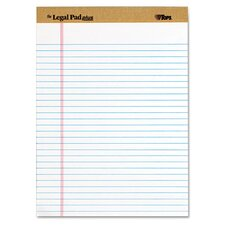 Legal Pad Plus Ruled Perforated Pad (12 Pack)