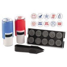 Self-Inking Stamp Set