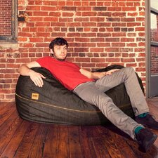 Denim 4 ft Bean Bag Lounger