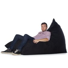 Pivot Microsuede Bean Bag Lounger
